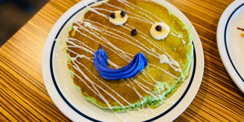 FREE Mr. Mummy Pancake for Kids at IHOP (No Purchase Necessary)