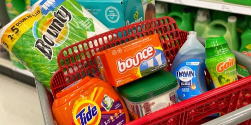 Target Shoppers, Join The Inner Circle for Exclusive Savings on P&G Products