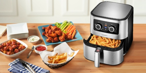 Insignia Air Fryer w/ Great Reviews Just $39.99 Shipped on BestBuy.com (Regularly $100)