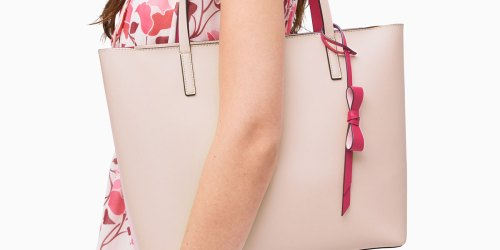 Kate Spade Large Tote Only $89 Shipped (Regularly $299)