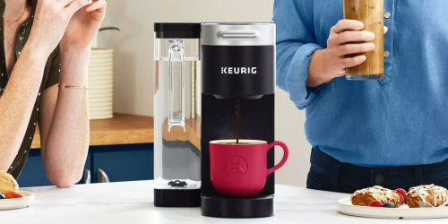 Keurig K-Supreme Coffee Maker w/ 24 K-Cup Pods Just $89.98 for Sam's Club Members (Regularly $120)