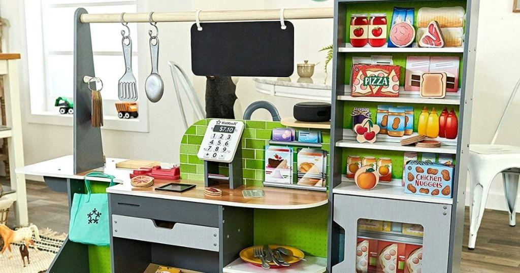 Kidkraft Market & Kitchen