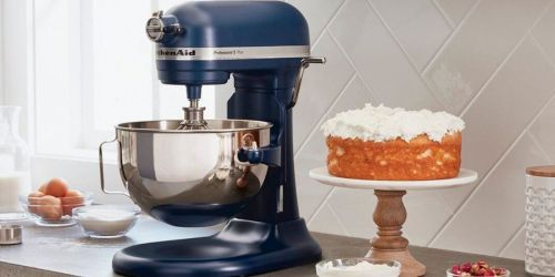 KitchenAid Pro 5-Quart Stand Mixer Only $199.99 Shipped on BestBuy.com (Regularly $500)