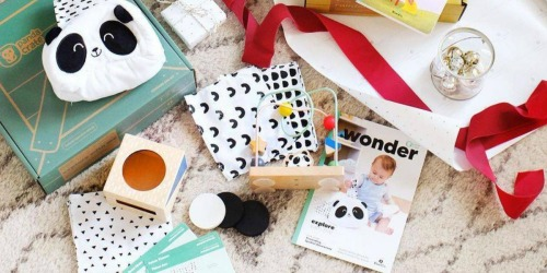 Score 50% Off KiwiCo Craft Kits + FREE Shipping | Great Gift Idea