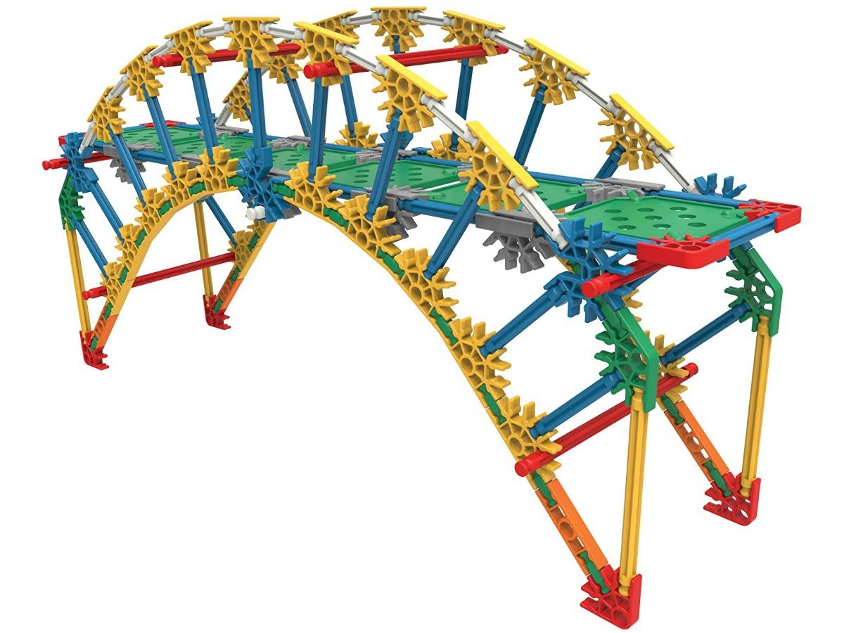 knex arch bridge