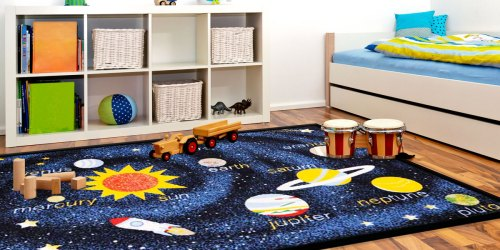 Up to 80% Off Area Rugs + Free Shipping for Kohl's Cardholders | Includes Fun Playroom Styles