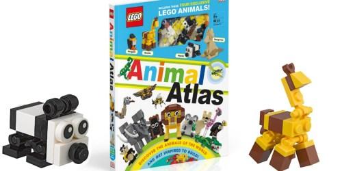 3 LEGO Books w/ Bricks Just $20 Shipped on Amazon (Regularly $55)