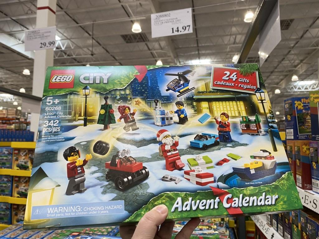 LEGO CITY Advent