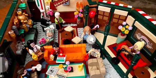 LEGO Friends Central Perk Set Just $49.99 Shipped After Target Gift Card | Thousands of Five-Star Reviews