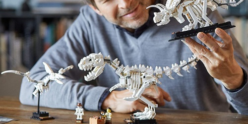 LEGO Dinosaur Fossils Set Only $47.73 Shipped on Amazon (Regularly $60)
