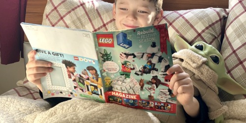 Free LEGO Life Magazine Subscription (Perfect for Kids 5-9)