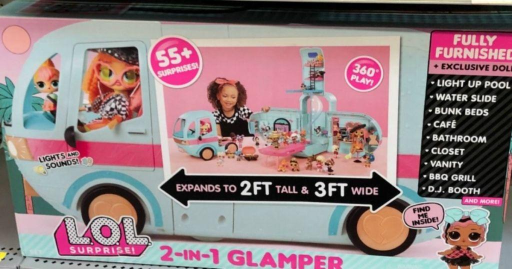 LOL Surprise Glamper box