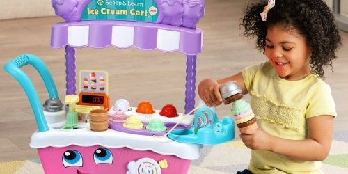 LeapFrog Scoop & Learn Ice Cream Cart Only $32.89 Shipped for Amazon Prime Members (Regularly $47)