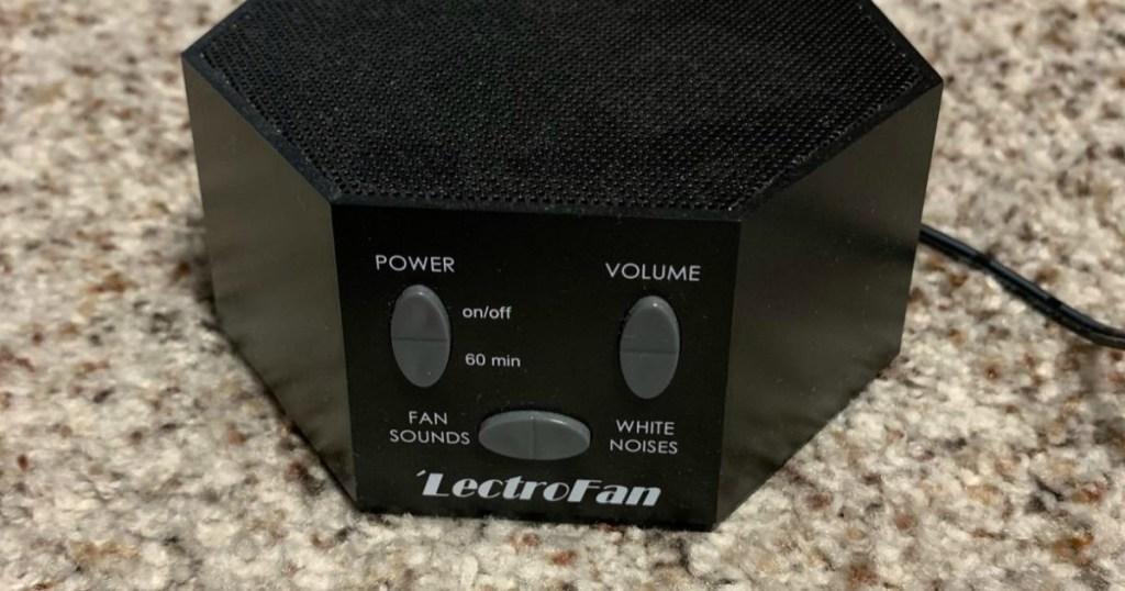 Lectrofan Machine
