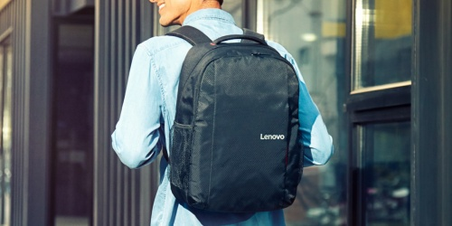 Up to 70% Off Lenovo Tech Accessories + Free Shipping | Headphones, Laptop Bags & More