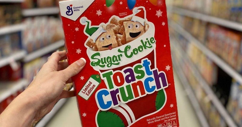 Sugar Cookie Toast Crunch