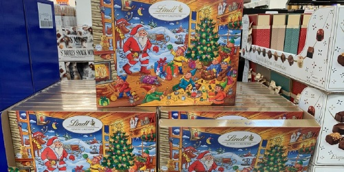Lindt Chocolate Advent Calendar Only $17.99 at Costco