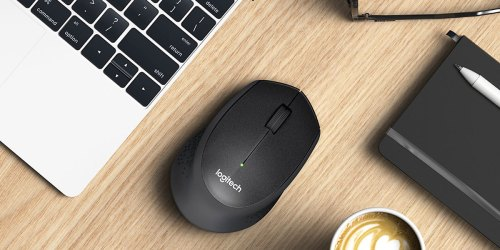 Logitech Silent Plus Wireless Mouse Just $9.99 on OfficeDepot.com (Regularly $18)