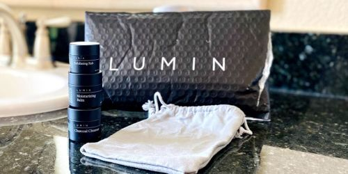 Pay Only $3 Shipped to Try Lumin Premium Skincare for Men + Find Out What We Thought