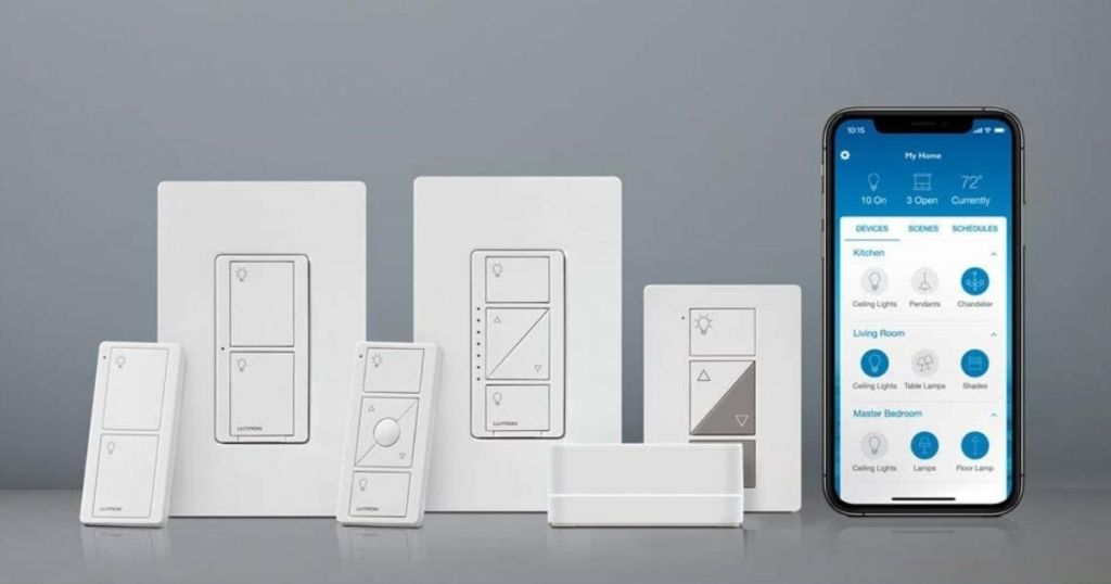 Lutron Caseta Smart Light Kit