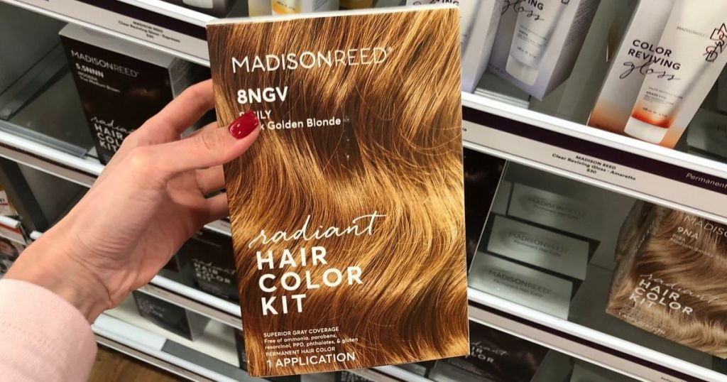Madison Reed Hair Color Kit