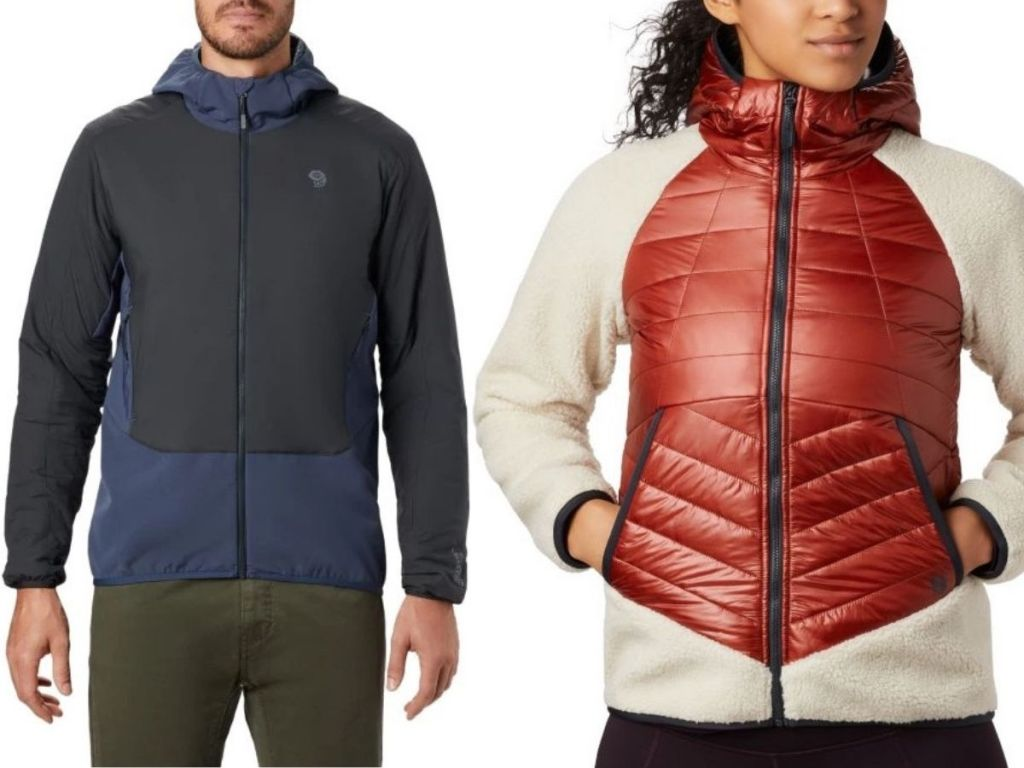 Two Mountain Hardware Men's Jackets