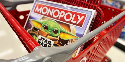 Star Wars Mandalorian The Child Monopoly Game Only $13.99 on Target.com (Regularly $20)