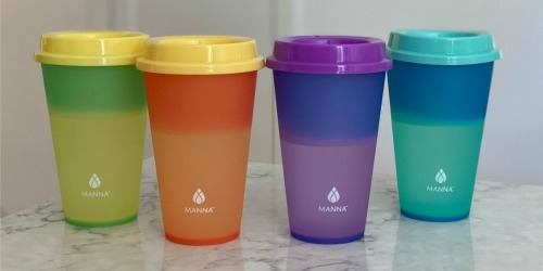 Color-Changing Cups w/ Lids 12-Pack Just $6.97 Shipped on Costco.com (58¢ Per Cup)