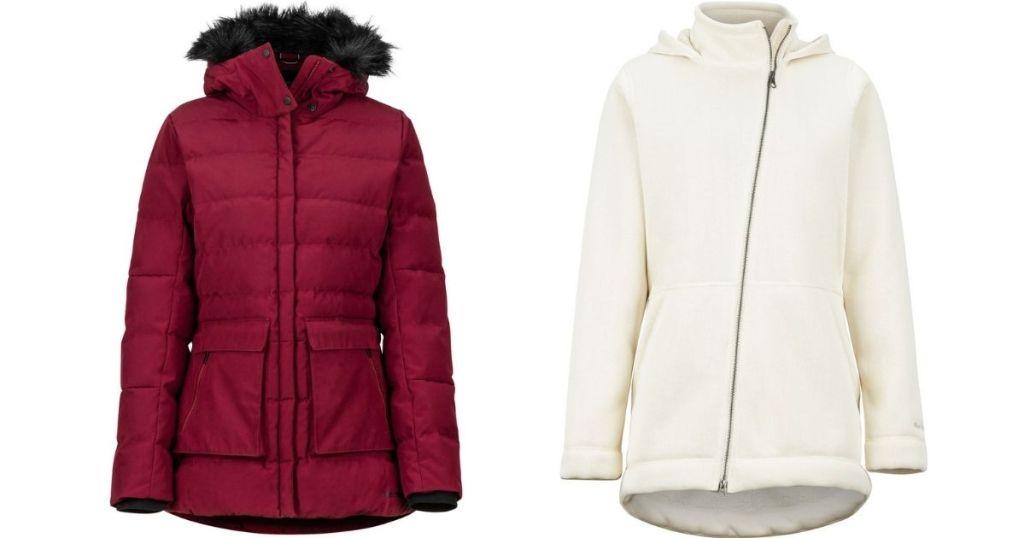 two women's jackets
