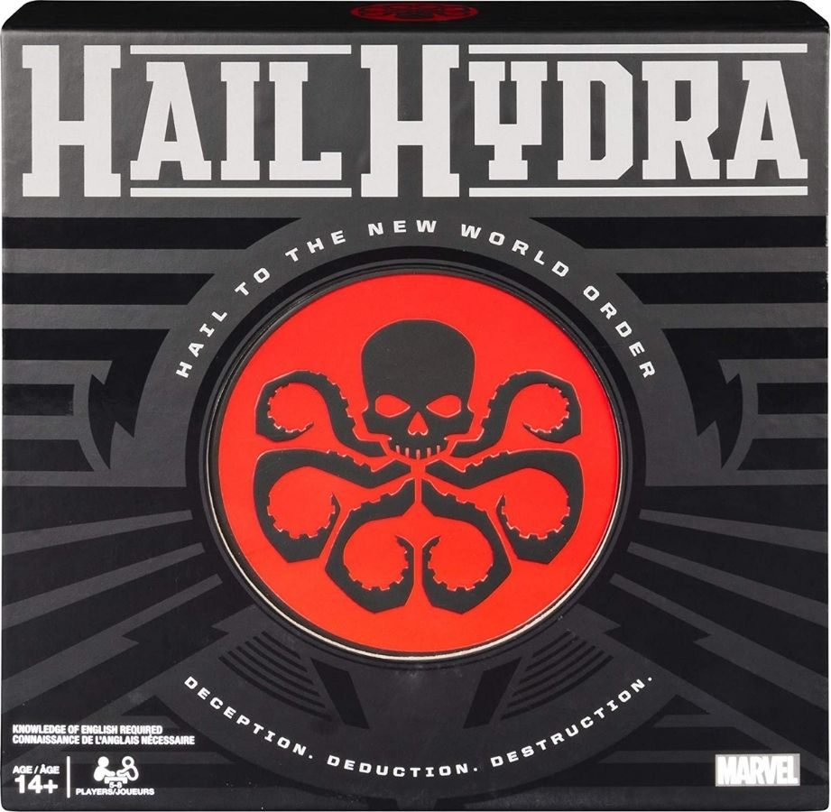 Marvel Hail Hydra Game