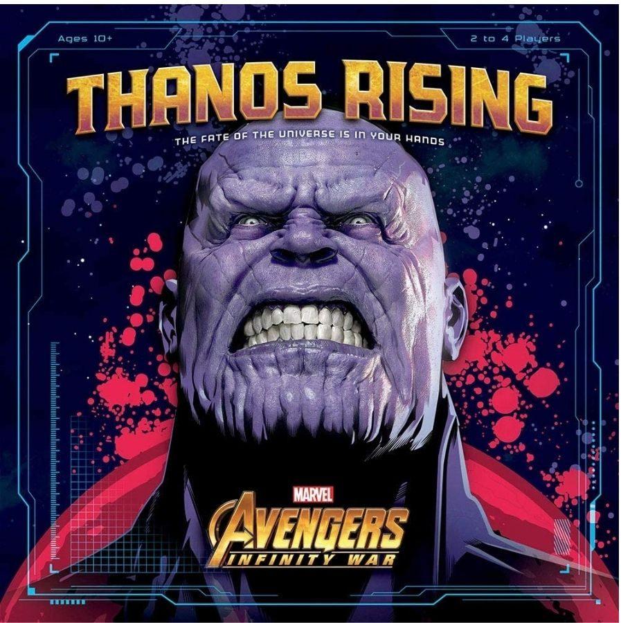 Marvel Thanos Rising Game Avengers Infinity War