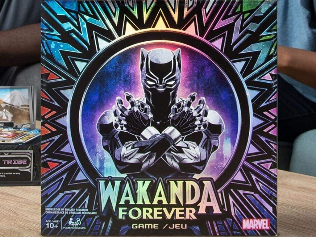 Marvel Wakanda Forever Black Panther Game