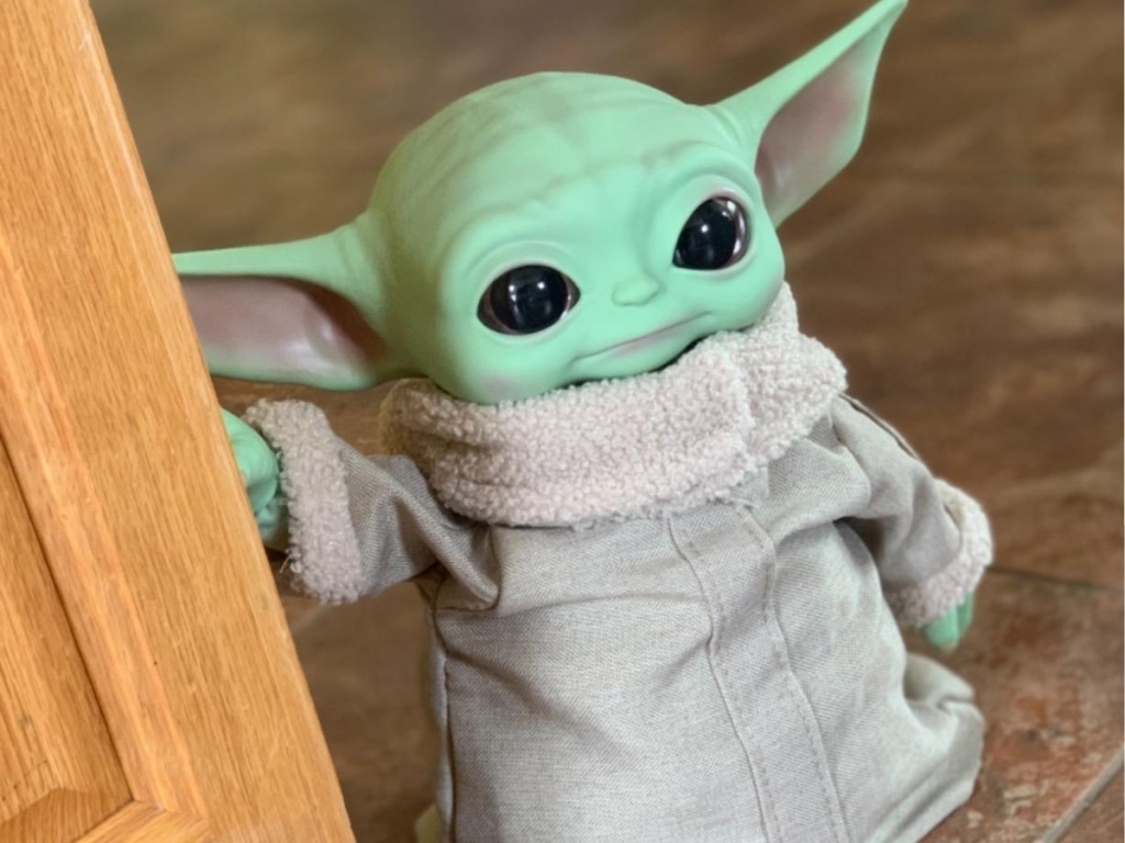 Mattel Star Wars The Mandalorian 11-Inch The Child Plush Toy