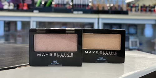 $4.50 Worth of Maybelline Coupons = Cosmetics from 99¢ Each After CVS Rewards