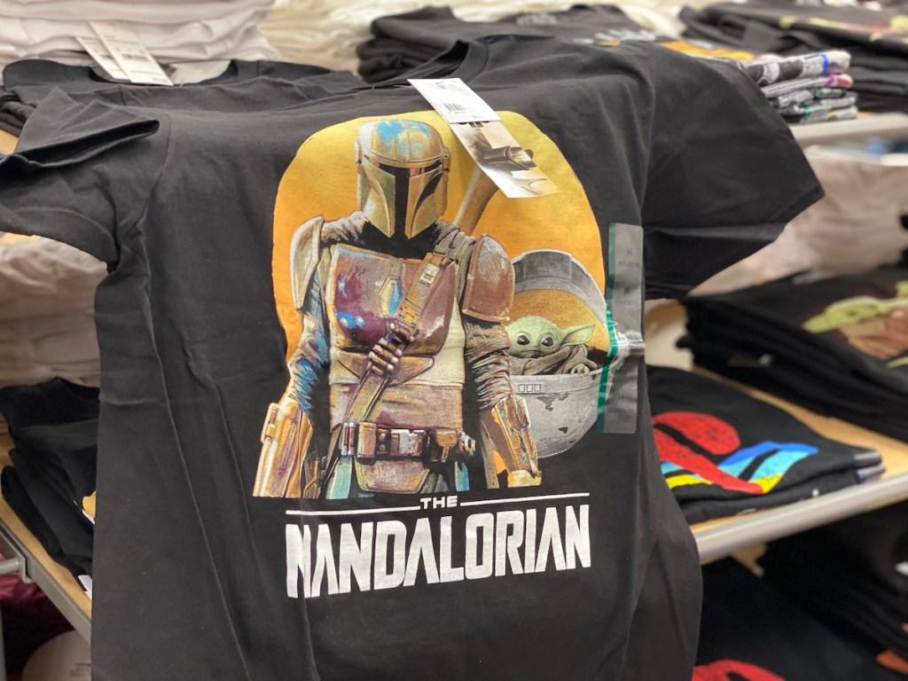 Men's Star Wars The Mandalorian Short-Sleeve Tee at target