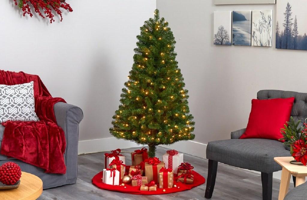 Michaels Christmas Trees