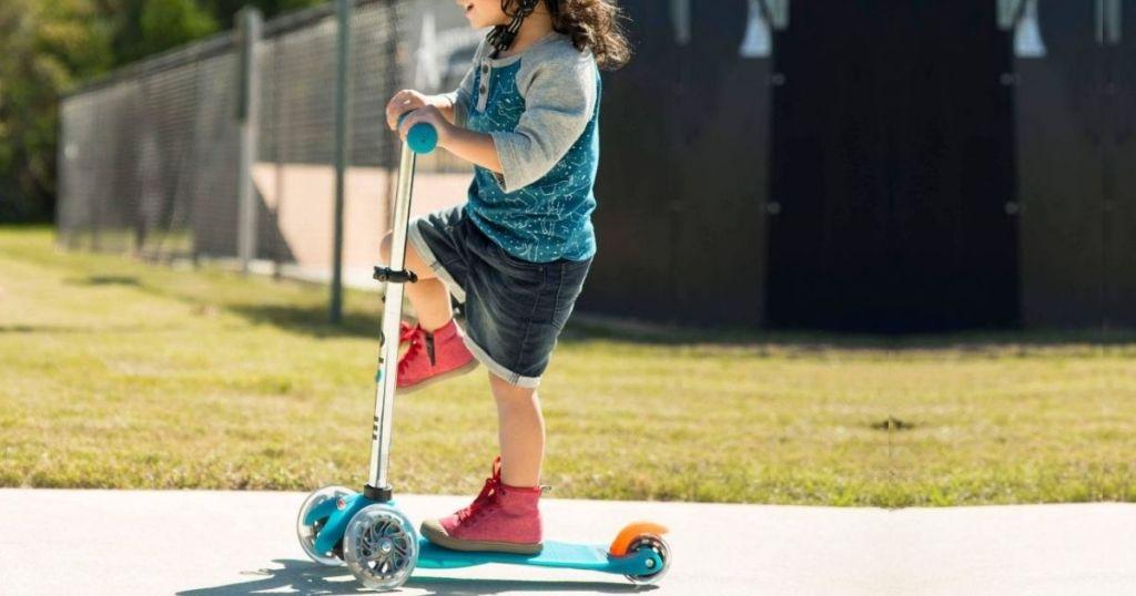 Micro Kickboard Scooter