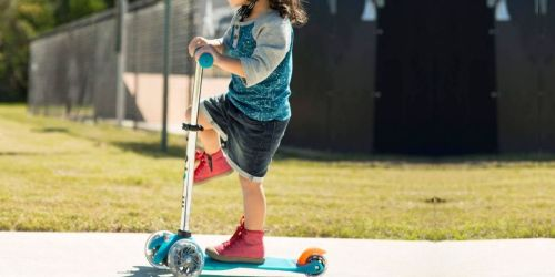 Micro Kickboard Mini Scooter w/ LED Lights Only $52.49 Shipped on Target.com (Regularly $90)