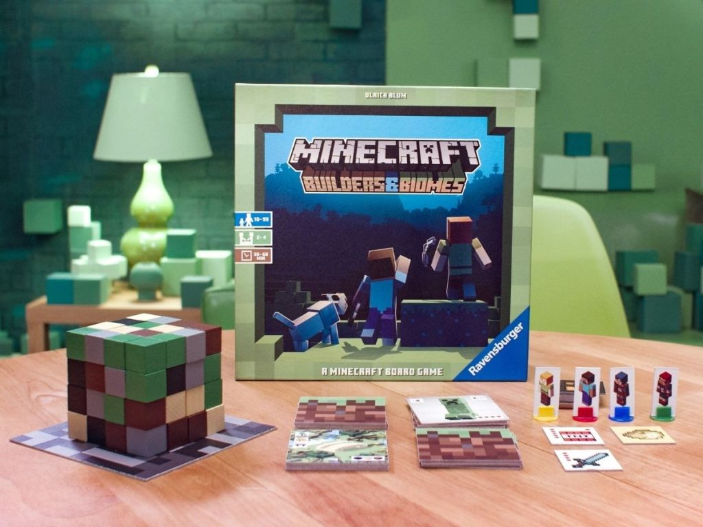Ravensburger Minecraft Game