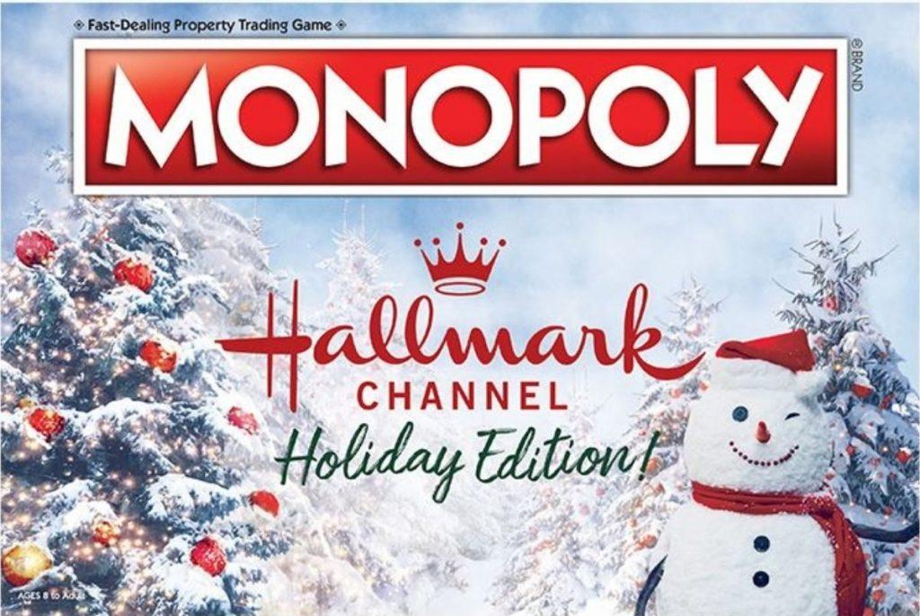 Hallmark Holiday Edition Monopoly