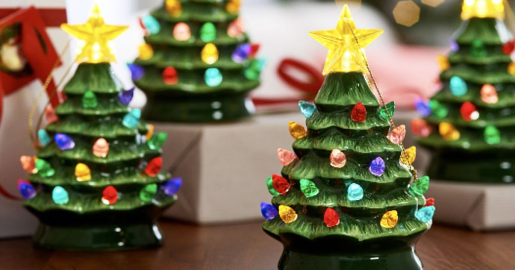 Mr Christmas Nostalgic Tree Ornament Sets From 19 98 Shipped On Qvc Regularly 41 Hip2save
