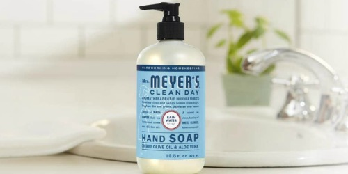 Mrs. Meyer's Hand Soap 3-Pack Just $7.77 Shipped on Amazon