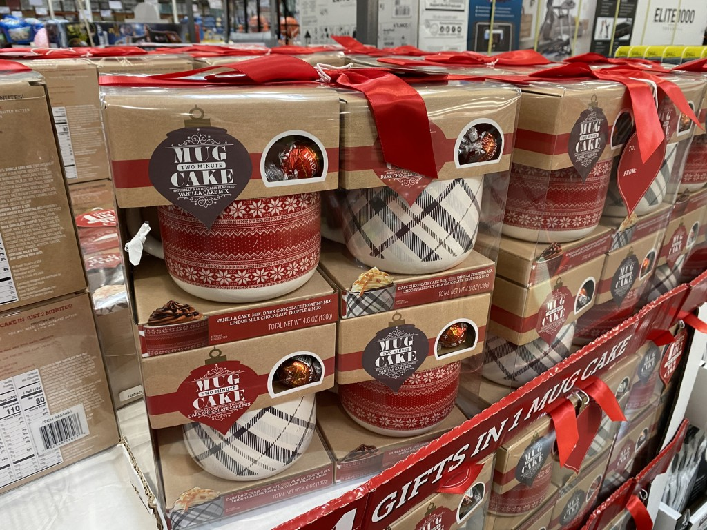 Mug Cake Gift Sets from Costco