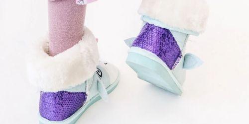 Cozy Muk Luks Glitter Boots Just $17.99 Shipped (Regularly $44)
