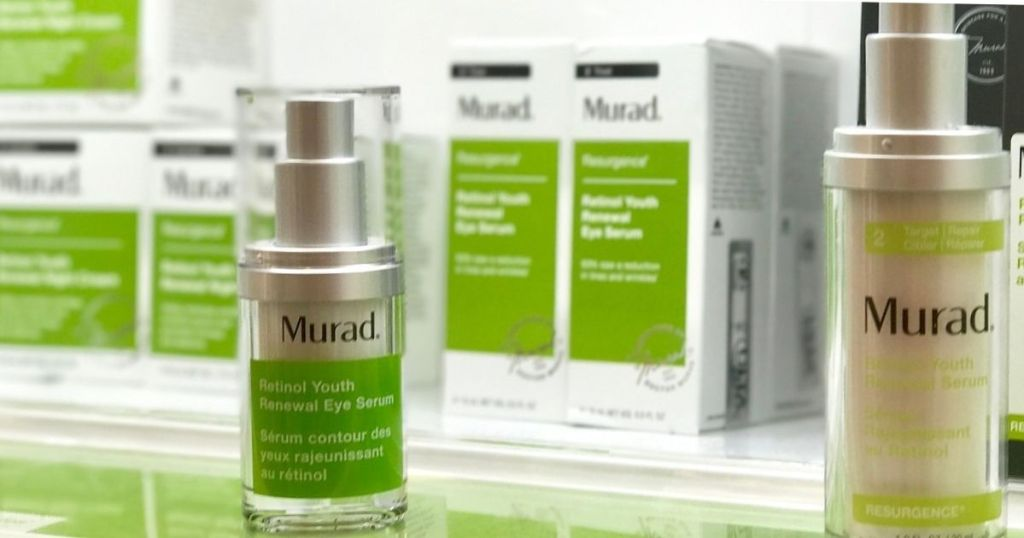 Murad products on store shelf