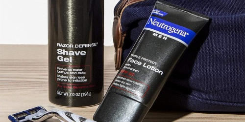 Neutrogena Men's Face Lotion w/ Sunscreen Only $3.93 Shipped on Amazon