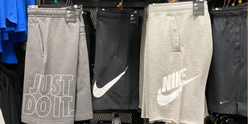 $117 Worth of Nike Kids Apparel Just $54.50 + Get $10 Kohl's Cash
