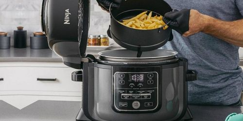 Ninja Foodi Air Fryer/Pressure Cooker Only $139 Shipped on Walmart.com (Regularly $229)