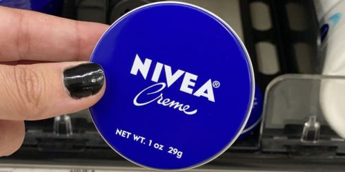 FREE 1oz Nivea Creme Tin at Target (79¢ Value) | Just Use Your Phone