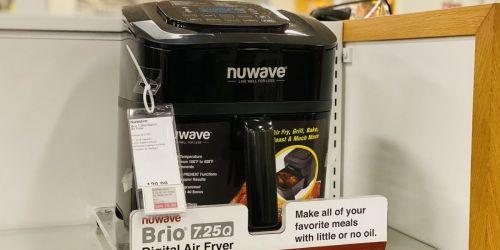 NuWave Family-Size Air Fryer Only $67.99 (Regularly $130) + Get $10 Kohl's Cash